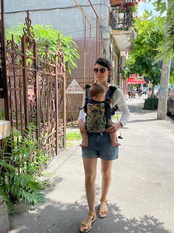 plimbare bebe